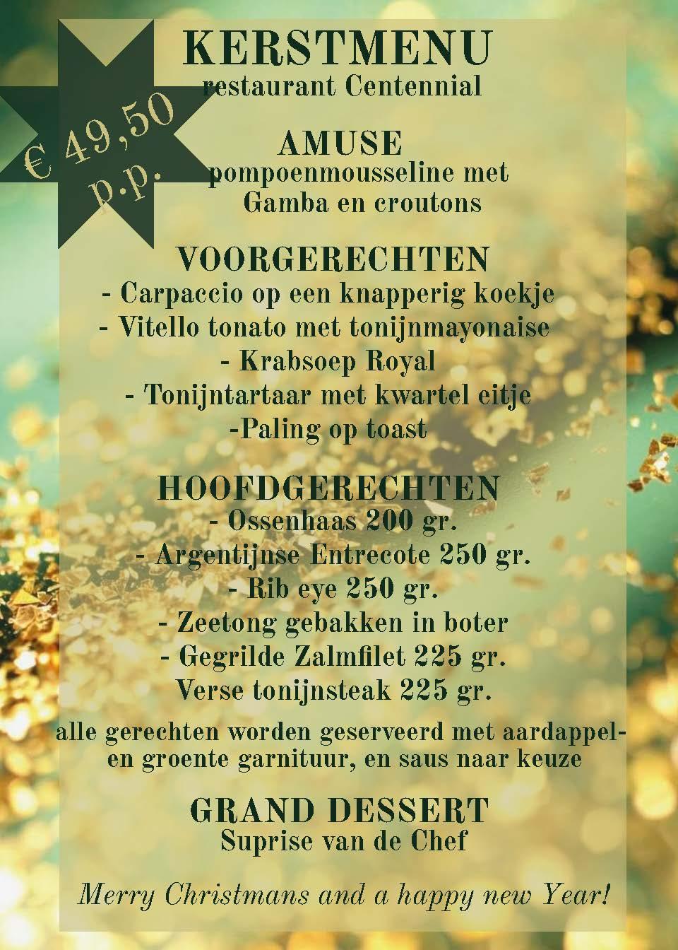 Restaurant-Centennial-kerstmenu-aalsmeer-amstelveen